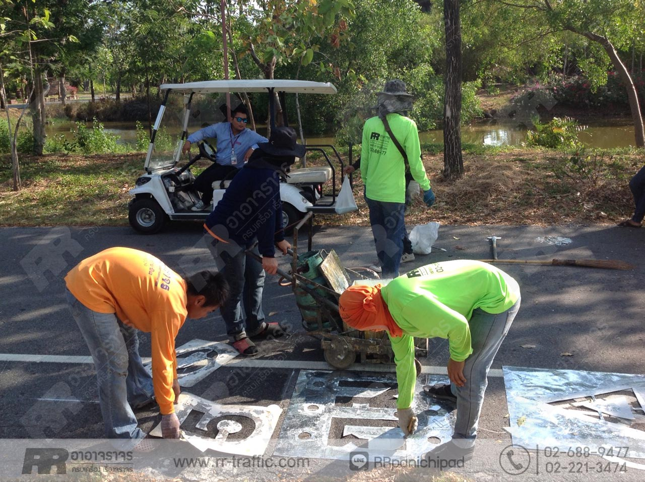 road marking15