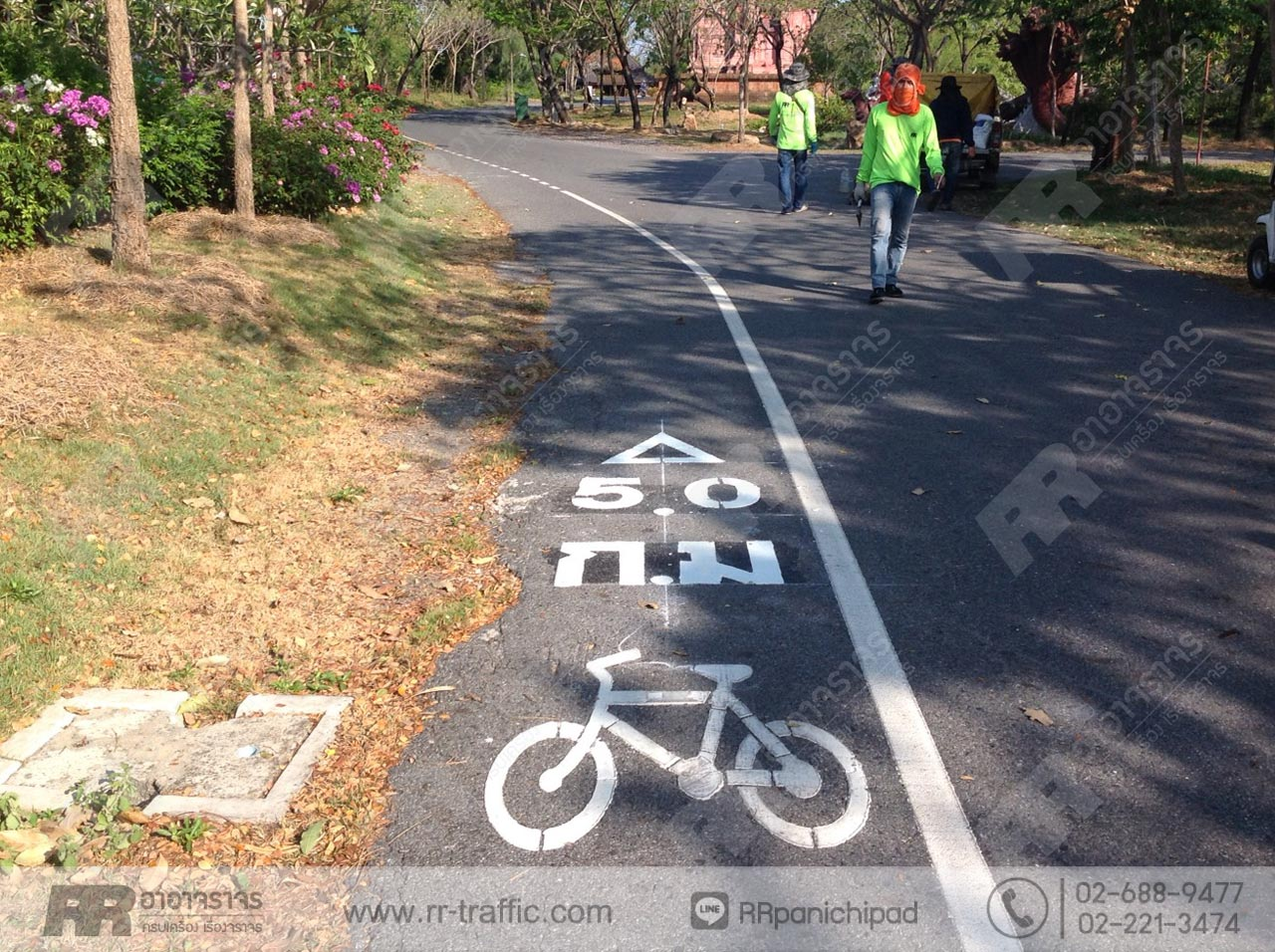 road marking16